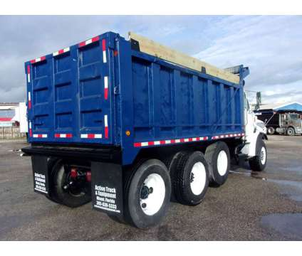 1997 Ford LT9513 Louisville Tri-axle Dump Truck is a 1997 Dump Truck in Miami FL
