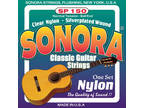 Sonora Classical Guitar Strings Ball End Nylon.