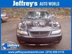 1999 Ford Mustang Cobra Convertible CONVERTIBLE 2-DR