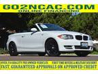 2008 BMW 1 Series 128i 2dr Convertible SULEV