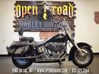 2017 Harley-Davidson® FLSTC Heritage Softail® Classic