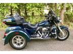 2016 Harley-Davidson FLHTCUTG - Tri Glide Ultra ULTRA CLASSIC