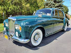 1963 Green Bentley S3