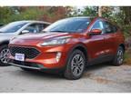 2020 Ford Escape Orange, 45 miles