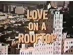 LOVE ON A ROOFTOP (1966 Judy Carne) 21 of 30 eps on 5 DVDs - 8.0 qual.