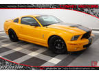 2007 Grabber Orange Metallic Ford Mustang