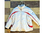 Womens Zero Xposur Winter Coat Ski Jacket Size XXL 2XL Red &