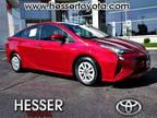 2016 Toyota Prius Red, 35K miles