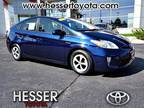 2014 Toyota Prius Blue, 134K miles