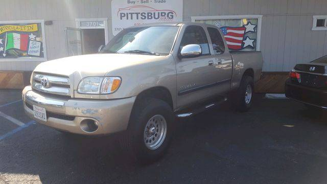 2004 Toyota Tundra Access Cab for sale