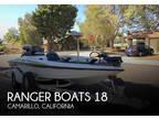 Ranger Boats - SVS18 Comanche