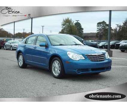Used 2008 Chrysler Sebring 4dr Sdn FWD is a Blue 2008 Chrysler Sebring 4dr Sdn Car for Sale in Greenwood IN