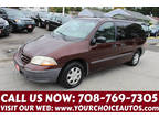 1999 Purple Ford Windstar Wagon