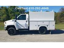 2007 Chevrolet C4500 Utility Truck