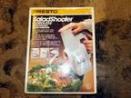 Salad Shooter Cordless by PRESTO