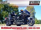 2016 Honda MCK Custom Gold Wing Motor-Trike