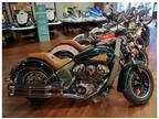 2020 Indian Scout ABS - Two-Tone Option BOBBER