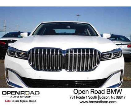 New 2020 BMW 7 Series Sedan is a White 2020 BMW 7-Series Sedan in Edison NJ