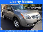 2010 Nissan Rogue S AWD SPORT UTILITY 4-DR