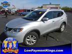 2015 Nissan Rogue Silver, 65K miles