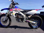 2019 Yamaha YZ250F ONLY 31 HOURS