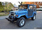 1969 Toyota Land Cruiser 3.9 L