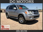 2006 Toyota Sequoia Limited Suv