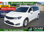 2017 Bright White Clearcoat Chrysler Pacifica