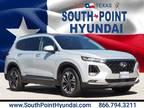 2020 Hyundai Santa Fe Silver