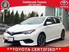 2018 Toyota Corolla iM White, 37K miles