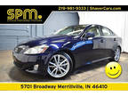 2007 Lexus IS 250 4d Sedan Auto - Merrillville, IN