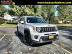 2020 Jeep Renegade White, new