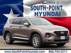 2020 Hyundai Santa Fe Tan