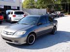 2005 Honda Civic LX Sedan 4D