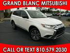 2020 Mitsubishi Outlander White, new