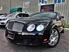 2008 BLACK Bentley Continental