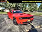 2015 Dodge Challenger Red, 33K miles