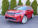 2020 Land Rover Discovery Sport Red, 10 miles