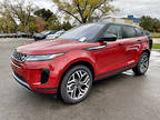 2020 Land Rover Range Rover Evoque Red, 10 miles