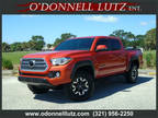 2016 Toyota Tacoma SR5 Double Cab TRD Off-Road V6 5AT 2WD CREW CAB PICKUP 4-DR