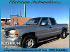 2001 GMC Sierra 1500 SLE Ext. Cab Short Bed 4WD EXTENDED CAB PICKUP 4-DR