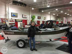 2017 Clark Boat Company 17 Magnum Power Drifter