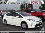 2014 Toyota Prius Plug-in Hybrid Base Base 4dr Hatchback