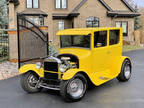 1927 Yellow Ford CUSTOM