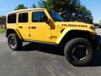 2019 Jeep Wrangler Yellow, 7K miles