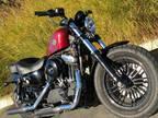 2016 Harley-Davidson Sportster Forty-Eight