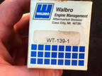 REDUCED Genuine Walbro Carburetor WT-139-1 NEW Small