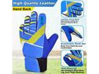 Goalkeeper Goalie Soccer Gloves - Kids Football Goal Keeper