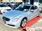 2009 INFINITI G37 Coupe Journey Silver, Navigation, Sunroof Leather