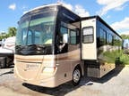 2007 Fleetwood Discovery 39V Diesel Full Wall Double Slide